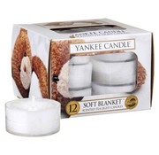 Yankee Candle Soft Blanket - Tea Lights