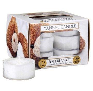 Yankee Candle Soft Blanket - Tea Lights