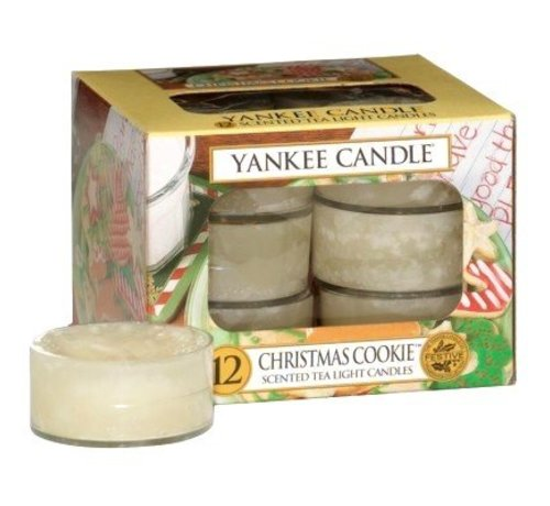 Yankee Candle Christmas Cookie - Tea Lights
