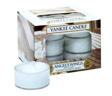 Yankee Candle Angel's Wings - Tea Lights