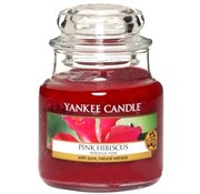 Yankee Candle Pink Hibiscus - Small Jar