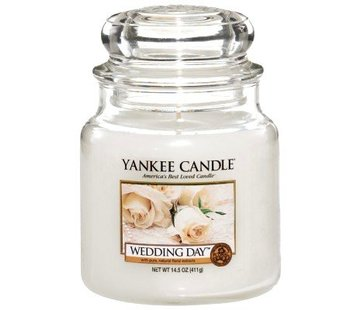 Yankee Candle Wedding Day - Medium Jar