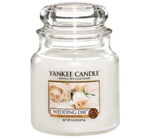 Yankee Candle Wedding Day - Medium Jar