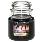 Yankee Candle Black Coconut - Medium Jar