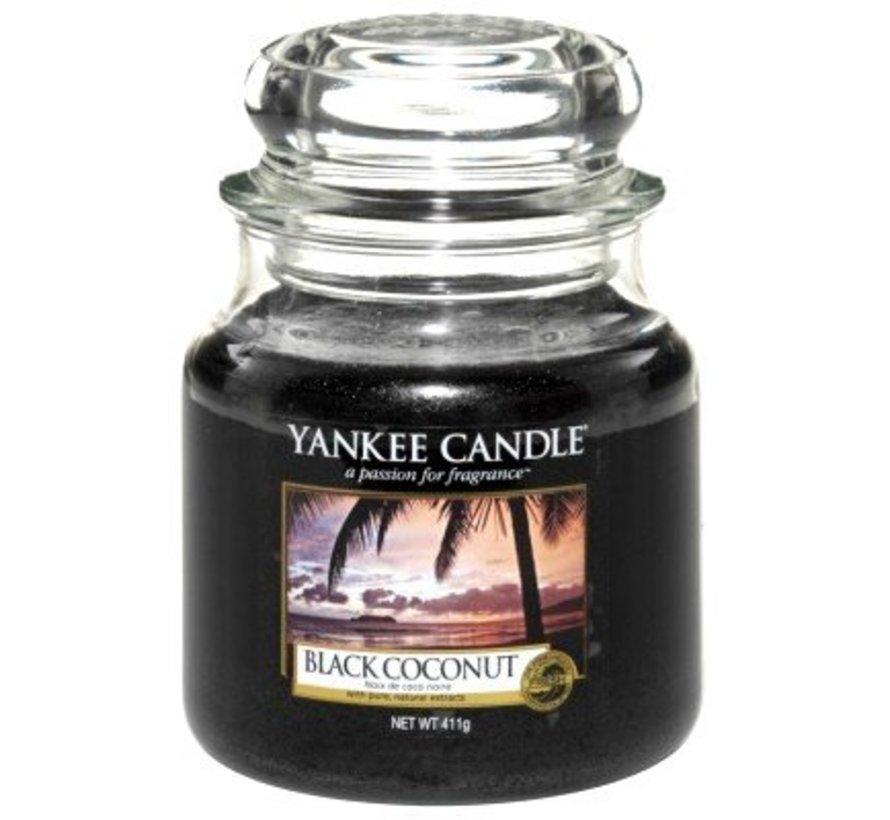 Black Coconut - Medium Jar