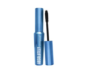 W7 Make-Up Absolutely Waterproof Mascara - Black
