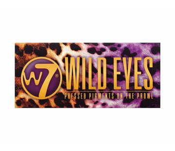 W7 Make-Up Wild Eyes Palette