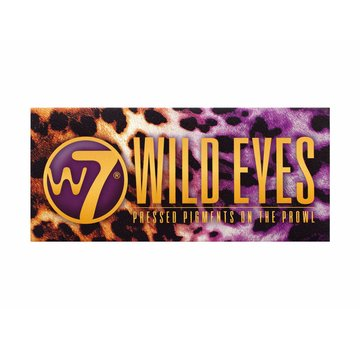 W7 Make-Up Wild Eyes Palette