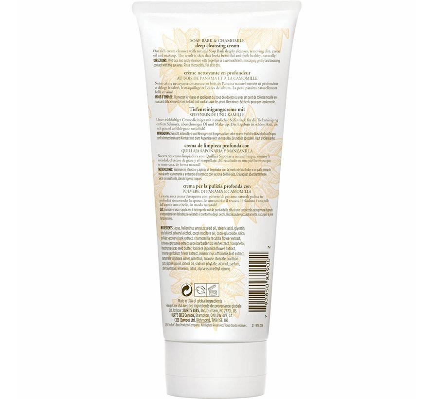 Soap Bark and Chamomile Deep Cleansing Cream - Gezichtsreiniging