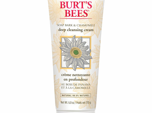 Burt's Bees Soap Bark and Chamomile Deep Cleansing Cream