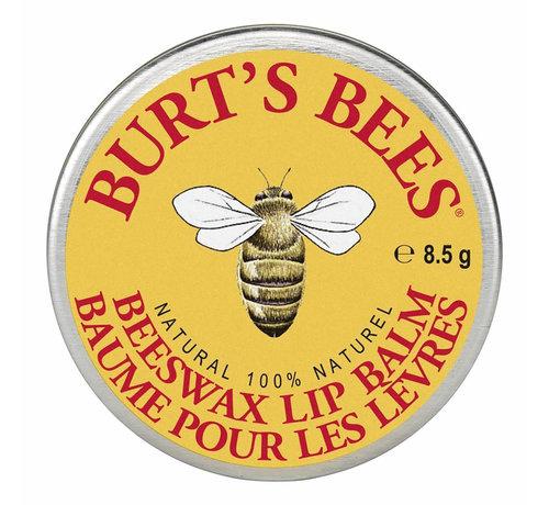 Burt's Bees Beeswax Lip Balm Tin - Lippenbalsem
