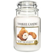 Yankee Candle Soft Blanket - Large Jar