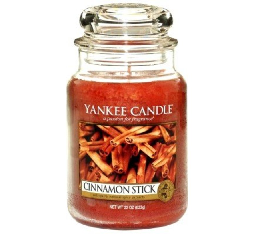 Cinnamon Stick - Large Jar