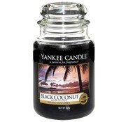 Yankee Candle Black Coconut - Large Jar