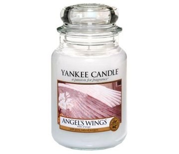 Yankee Candle Angel's Wings - Large Jar
