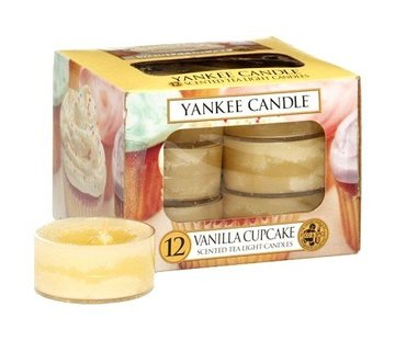 Yankee Candle Vanilla Cupcake - Tea Lights