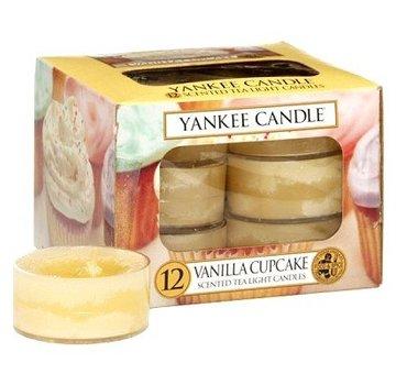 Yankee Candle Vanilla Cupcake - Tea Lights