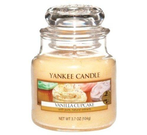 Yankee Candle Vanilla Cupcake - Small Jar