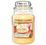 Yankee Candle Vanilla Cupcake - Large Jar