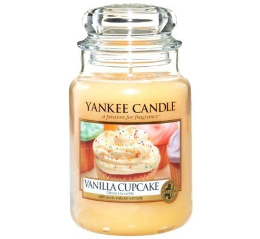 Vanilla Cupcake - Large Jar