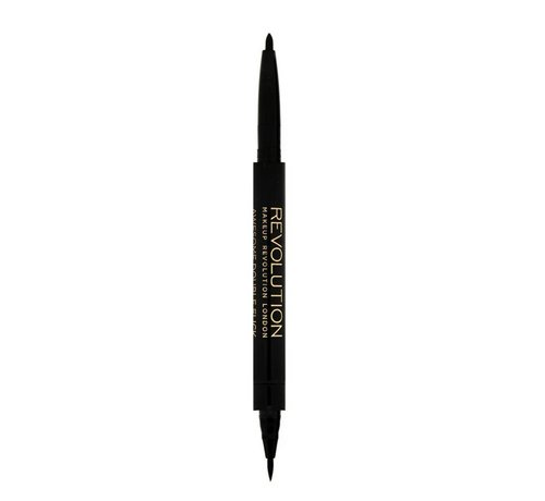 Makeup Revolution Awesome Eyeliner Felt and Kohl - Eyeliner