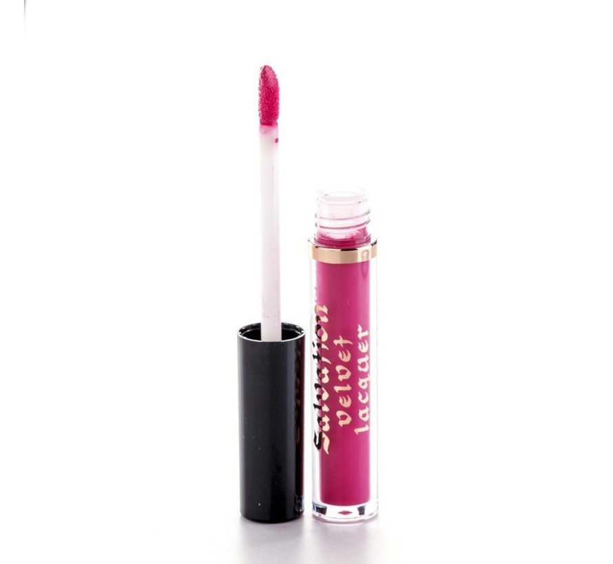Salvation Velvet Matte Lip Lacquer - You Took My Love - Lipgloss