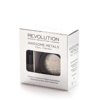 Makeup Revolution Awesome Metals Eye Foils - Pure Platinum