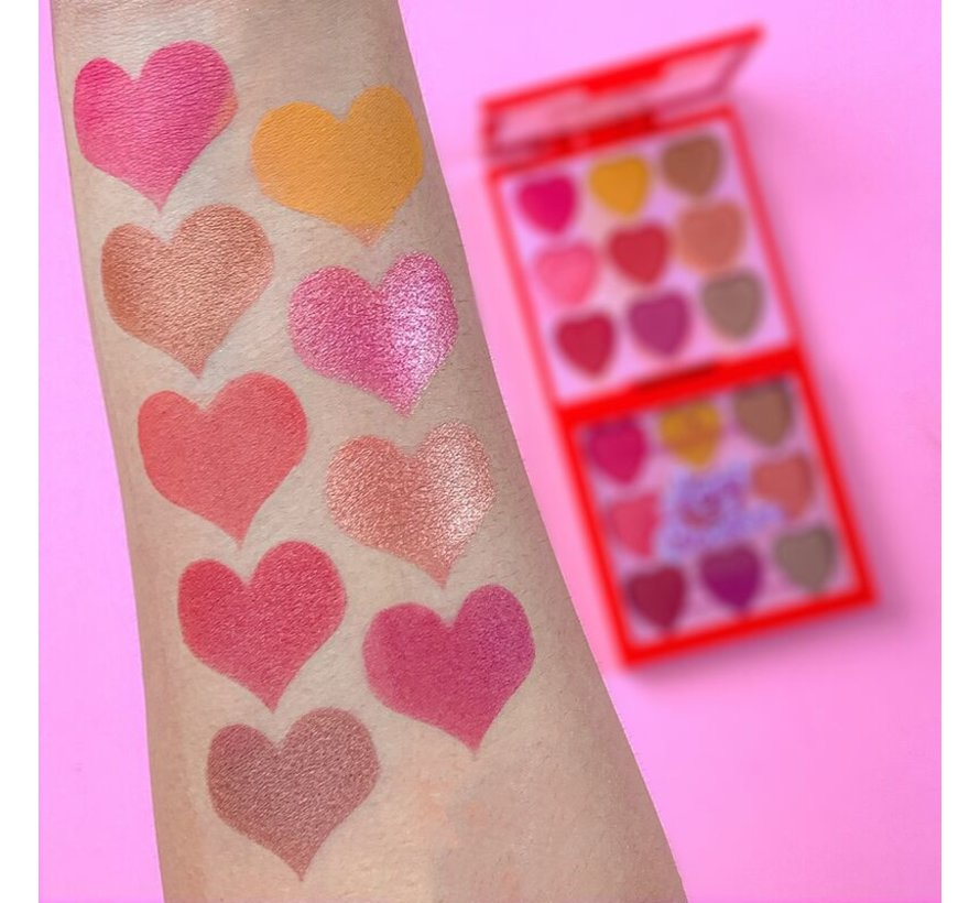 Heartbreakers Palette - Courage