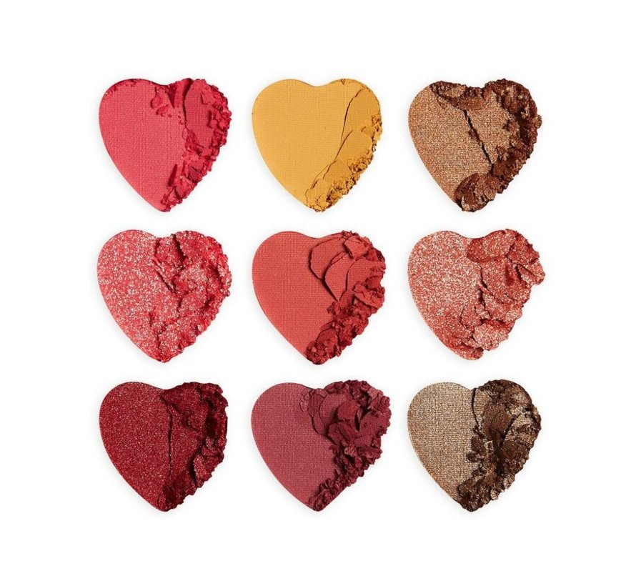 Heartbreakers Palette - Courage