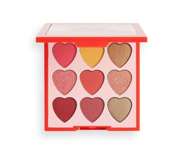 I Heart Revolution Heartbreakers Palette - Courage