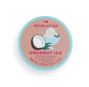 I Heart Revolution Lip Mask - Coconut Ice