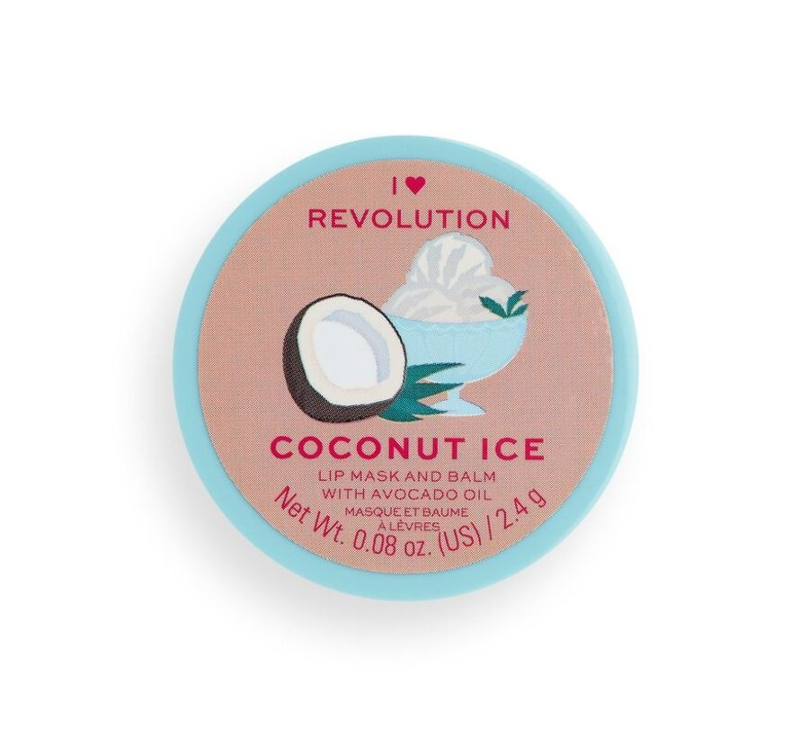 Lip Mask - Coconut Ice
