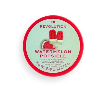 I Heart Revolution Lip Mask - Watermelon Popsicle