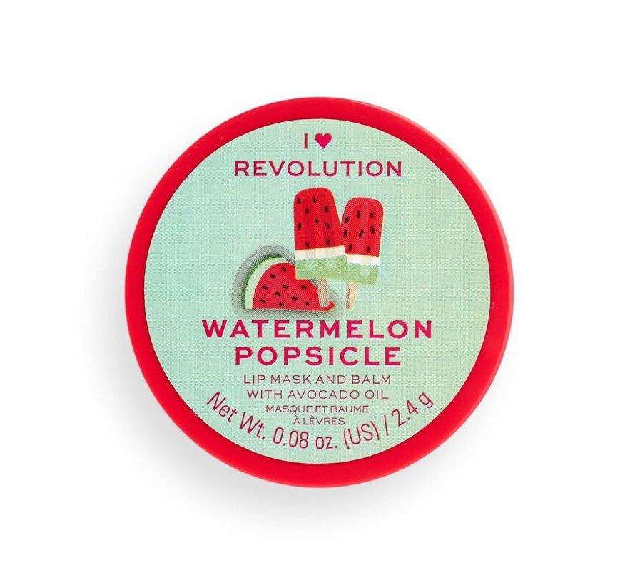 Lip Mask - Watermelon Popsicle