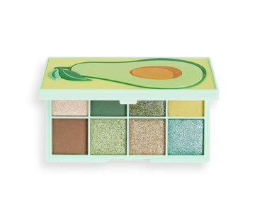 I Heart Revolution Mini Tasty Palette - Avocado