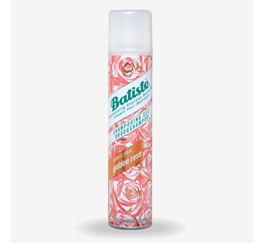 Droogshampoo - Golden Rose