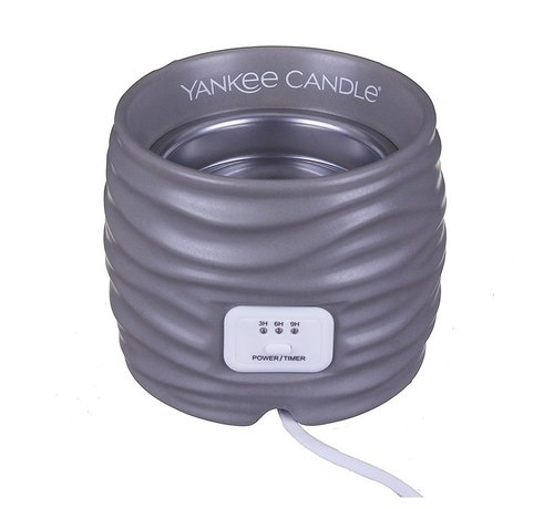 Yankee Candle Scenterpiece Warmer - Noah Grey