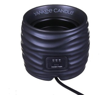 Yankee Candle Scenterpiece Warmer - Noah Black