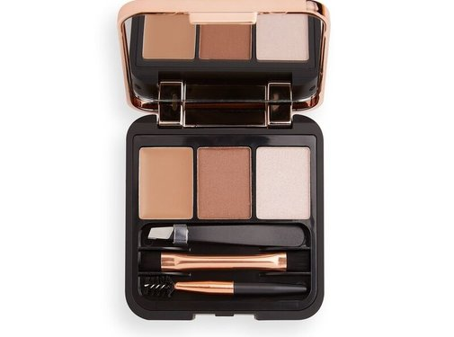 Makeup Revolution Brow Sculpt Kit - Brown