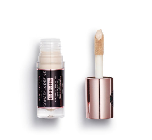 Makeup Revolution Conceal & Define Infinite Longwear Concealer - C1