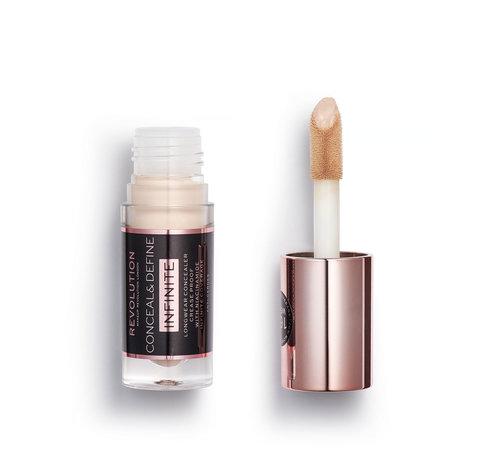 Makeup Revolution Conceal & Define Infinite Longwear Concealer - C2