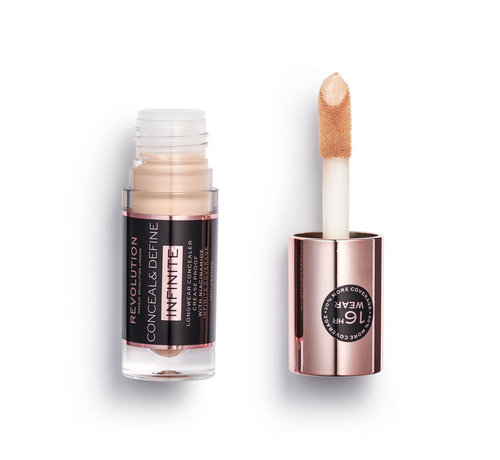 Makeup Revolution Conceal & Define Infinite Longwear Concealer - C5