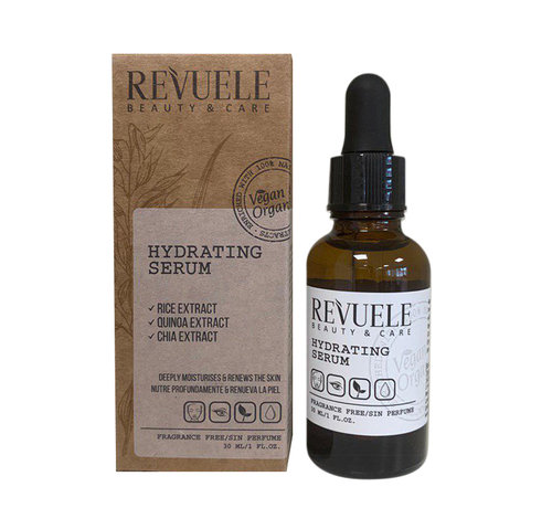 Revuele Vegan & Organic - Hydrating Serum
