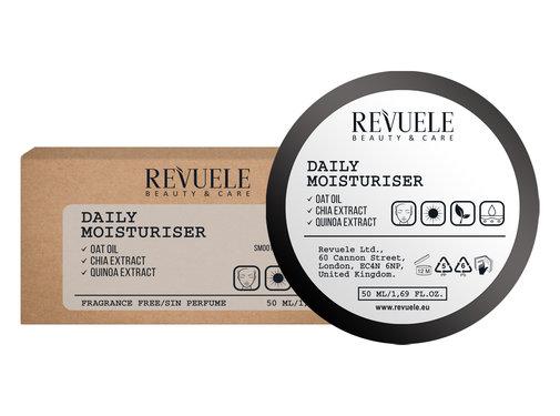 Revuele Vegan & Organic - Daily Moisturiser