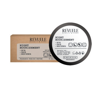Revuele Vegan & Organic - Night Nourishment