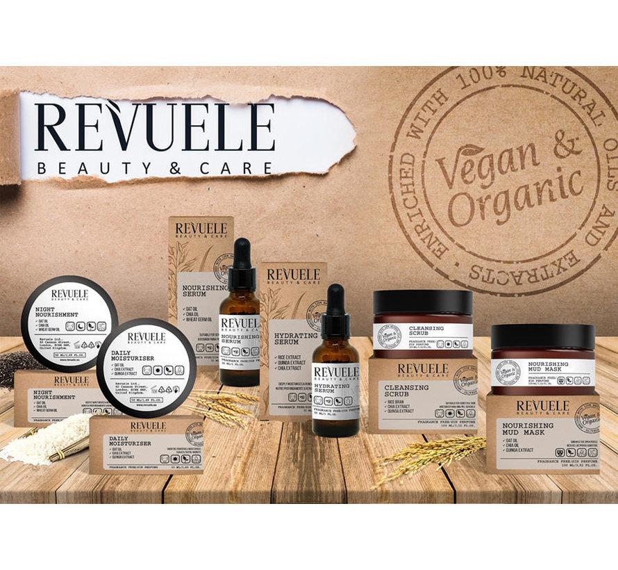 Vegan & Organic - Cleansing Scrub