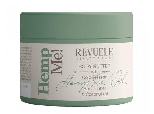 Revuele Hemp Me! - Body Butter