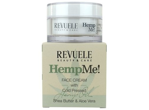 Revuele Hemp Me! - Face Cream
