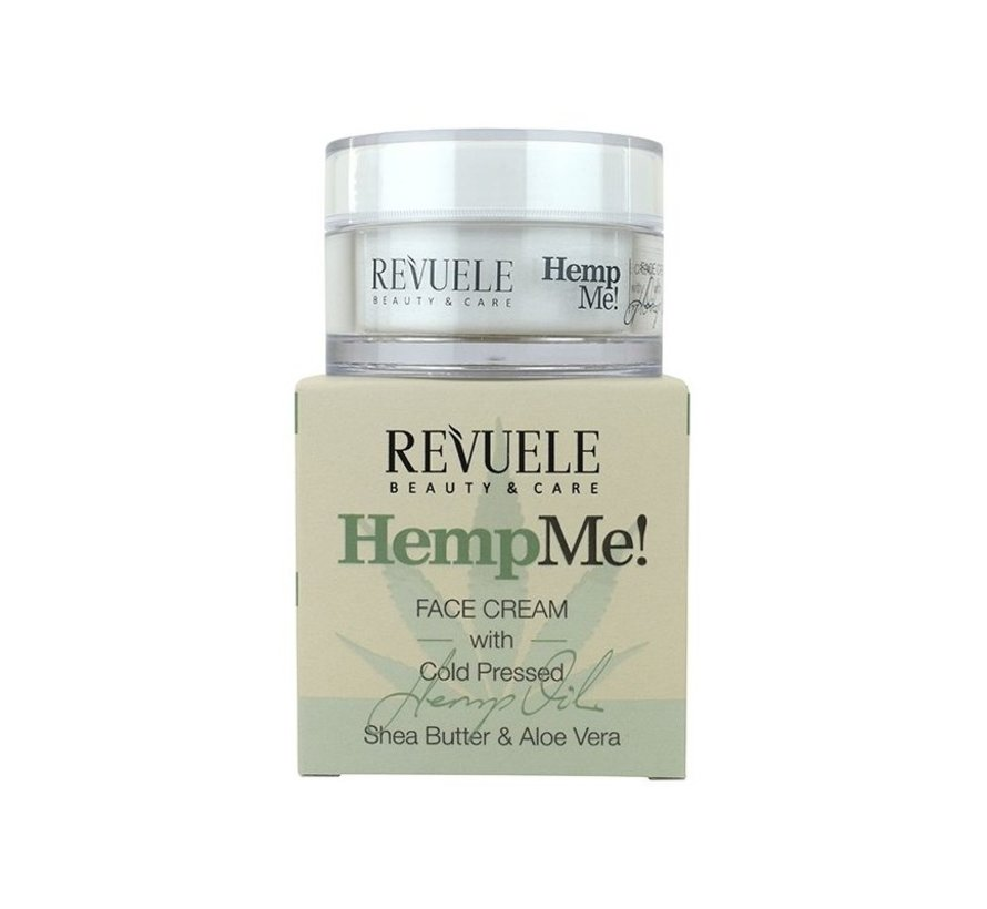 Hemp Me! - Face Cream