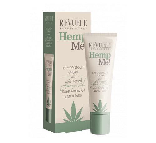 Revuele Hemp Me! - Eye Contour Cream
